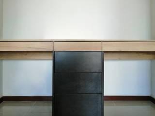 Diseño y producción de mobiliario de LABEL Estudio Creativo Moderno