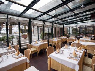 Techosdemadrid Balcones y terrazas clásicos
