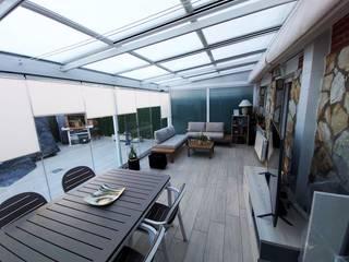 Techosdemadrid Modern Terrace