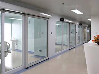 Portones Electricos Intesmex pintu kaca White
