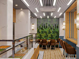 HÇ Design Studio 室內景觀