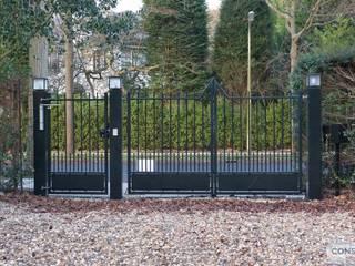 Consepto Hekwerk Garden Fencing & walls Kayu Wood effect