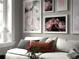 Cuadros Decorativos ArtworkPictures & paintings Paper Pink
