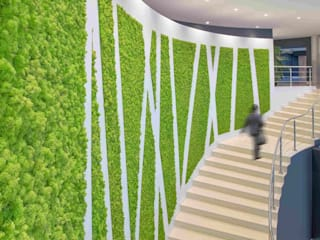 Sunwing Industrial Co., Ltd. Office buildings Green