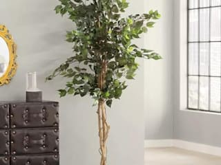 Interior Landscaping- Artificial Trees Sunwing Industries Ltd Modern