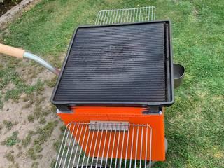 COSTRUZIONI MECCANICHE PATERNO SRL Garden Fire pits & barbecues