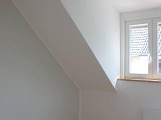 Sanierung denkmalgeschützes Einfamilienhaus Scholz & Ko InnenArchitekten Klassische Schlafzimmer