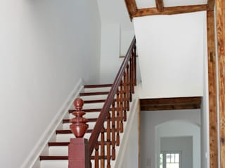 Sanierung denkmalgeschützes Einfamilienhaus Scholz & Ko InnenArchitekten Treppe