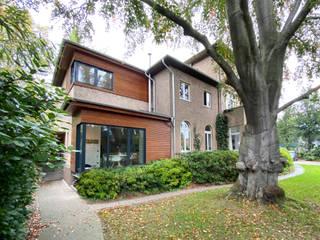 Anbau für ein Einfamilienhaus Scholz & Ko InnenArchitekten Villa