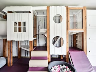 Family Playroom - Liverpool, UK Modern nursery/kids room by Tigerplay Modern