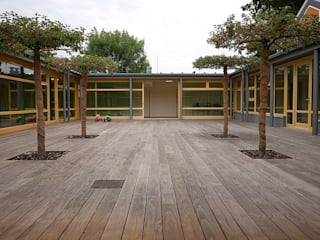 Eden B.V. Balconies, verandas & terraces Accessories & decoration Wood Brown