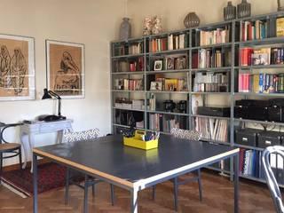 Appartamento in città Eikon Studio in stile classico Legno Beige
