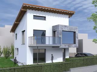 Vivienda unifamiliar en Tajonar (Navarra) GA Arkitectura │arquitectura & passivhaus │ Casas unifamilares
