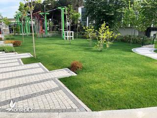 konseptDE Peyzaj Fidancılık Tic. Ltd. Şti. Jardin moderne