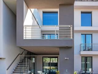 TAKE TIME Flussocreativo Design Studio Giardino con piscina