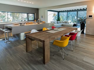 villa open space Eikon Cucina moderna