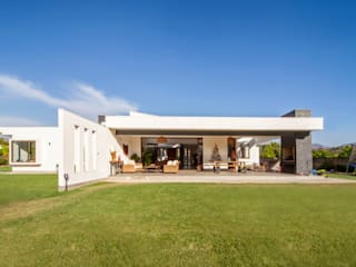 m2 estudio arquitectos - Santiago Prefabricated home