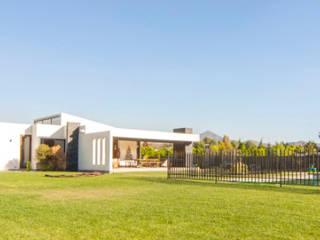 m2 estudio arquitectos - Santiago Mediterraner Garten