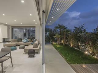 DFG Architetti Associati Jardines de estilo moderno