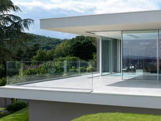 """MAISON """"MA"""" Maisons modernes par ARRIVETZ & BELLE Moderne"""