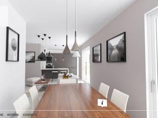 InstantRender Salon moderne