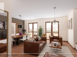InstantRender Living room