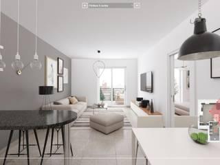 InstantRender Dapur Modern