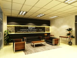Dezeno Sdn Bhd Offices & stores Amber/Gold