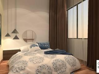 Dezeno Sdn Bhd Small bedroom White