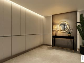 Dezeno Sdn Bhd Commercial Spaces Amber/Gold