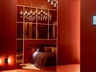 Hotéis modernos por Laia Ubia Studio Moderno