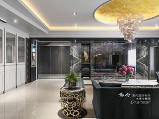 來場流光滿溢的頂級奢華饗宴--仁山協和 根據 木博士團隊/動念室內設計制作 現代風