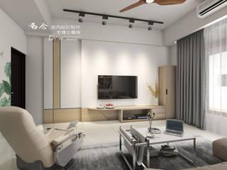 設計使生活簡單而幸福 根據 木博士團隊/動念室內設計制作 北歐風