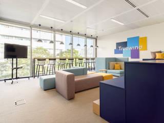 Oficinas de estilo escandinavo de Rima Design Escandinavo