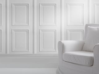 Why panelling wallpaper is the hottest wallpaper trend by Mineheart Рустiк