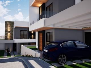 Danilo Rodrigues Arquitetura Rumah keluarga besar