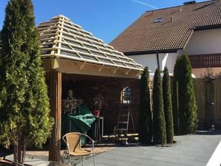 Ein Traum mit Historischen steinen Natura Garten und Landschaftsbau UG Gartenhaus Stein Grau