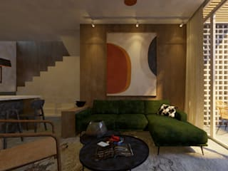 Sawangan House urr.studio