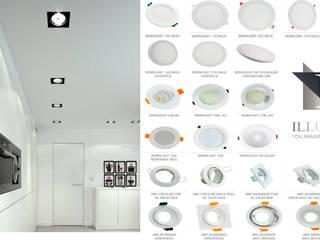 Illumus SA Modern study/office