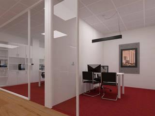 4Ponto7 Study/officeChairs Iron/Steel Red
