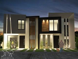 Dehonor Arquitectos Modern houses