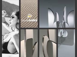 Claudio Bettini centrotavola soprammobile design moderno. Vesti elegante, anche la casa. Claudio Bettini SoggiornoAccessori & Decorazioni