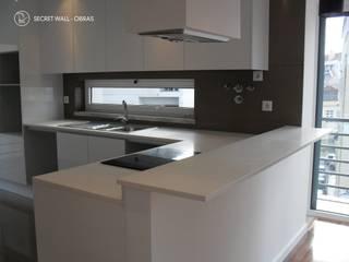 SecretWall Dapur Modern