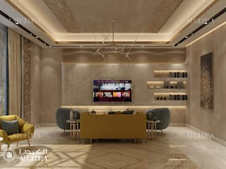Algedra Interior Design Moderne woonkamers