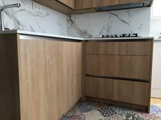 inbasi Interiorismo y Decoración S.L.U. Scandinavian style kitchen