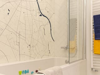 IDEALS . Marta Jaślan Interiors Modern bathroom