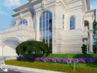 VECTOR41 Einfamilienhaus Weiß