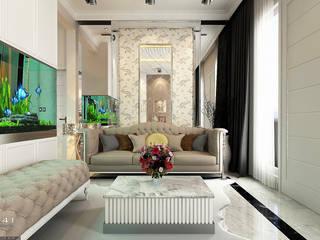 VECTOR41 WohnzimmerAccessoires und Dekoration Weiß