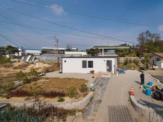 공간제작소(주) Rustikale Häuser