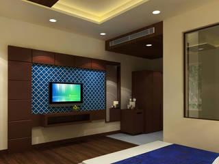 Design 8 Modern style bedroom